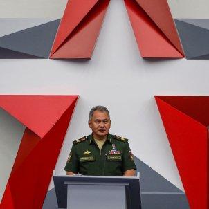 sergei shoigu ministre defensa rus efe