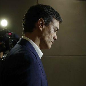 Pedro Sánchez deixa diputat