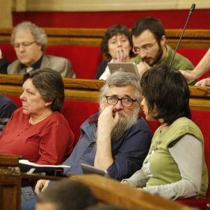 CUP parlament hemicicle sessió de control
