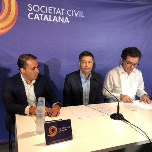 Societat Civil Catalana - Nicolas Tomás
