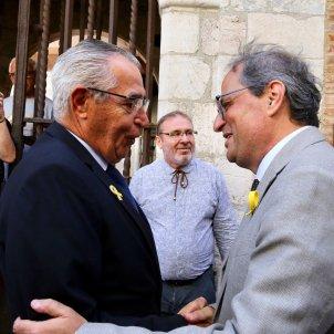 foto alcalde perpinya jean marc pujol quim torra Ruben Moreno 2