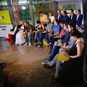 Catalunya Ràdio Presentació programació 2018-19