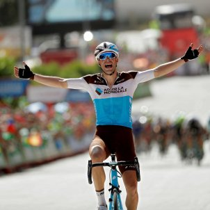 Tony Gallopin Vuelta Espanya