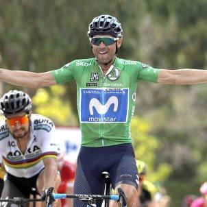 Valverde Sagan Vuelta EFE