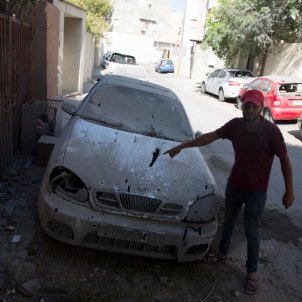 guerra civil libia tripoli efe