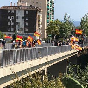 grups espanyolistes llaços grocs anc alella