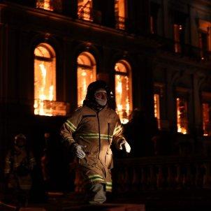 incendi museu nacional brasil efe