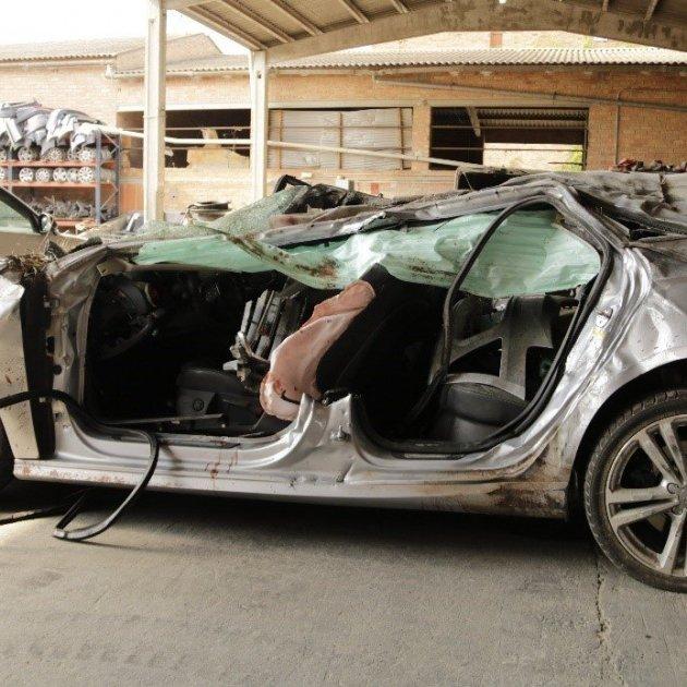 cotxe accidentat