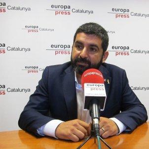 chakir el homrani entrevista EUROPA PRESS