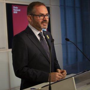 diada 2018 parlament Elsa Artadi Josep Costa - Sergi Alcàzar
