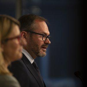 diada 2018 parlament Elsa Artadi Josep Costa - Sergi Alcazar