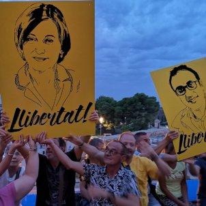 cadena humana Lleida @GemmaEspigares