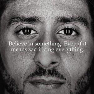 Colin Kaepernick Foto Nike
