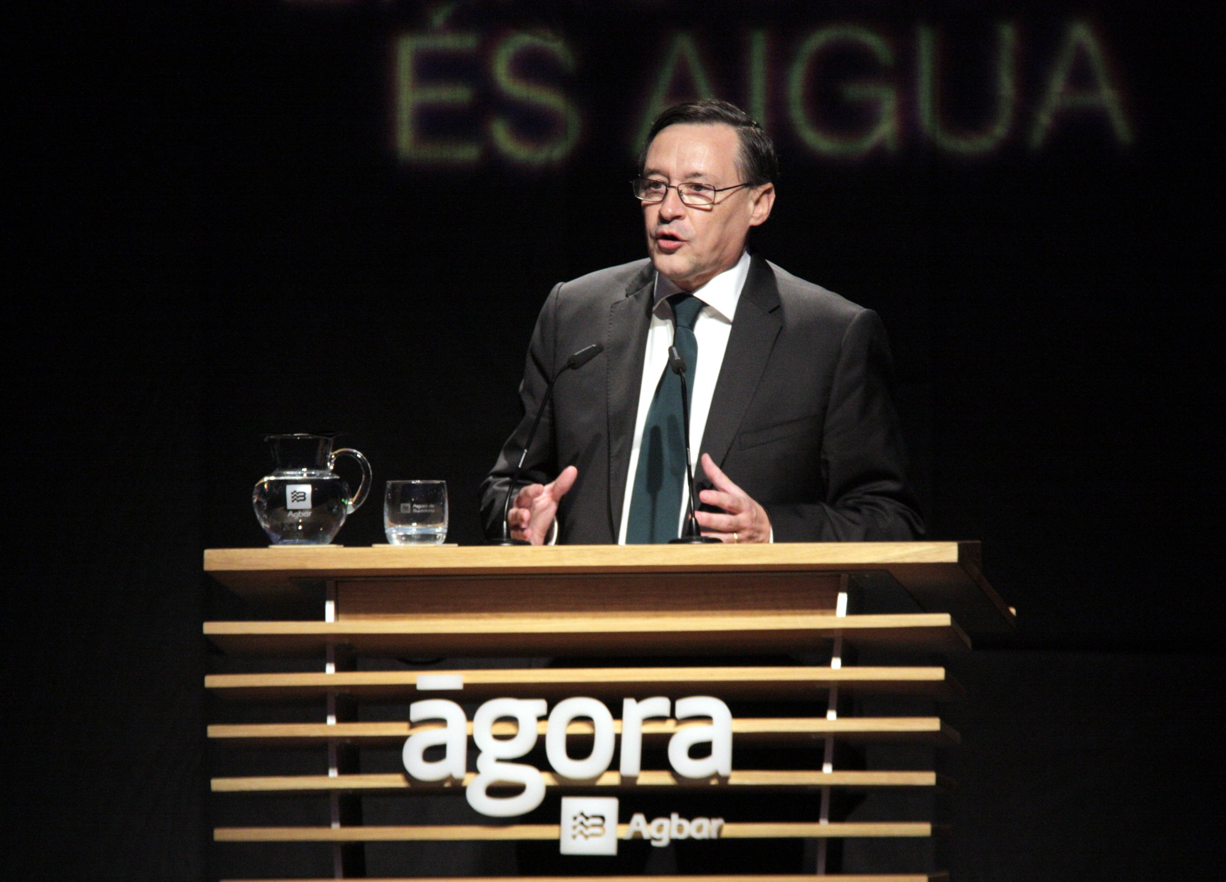 Angel simon president executiu Agbar ACN