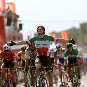 Elia Viviani Vuelta Espanya EFE