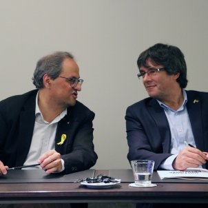 Torra Puigdemont ANC