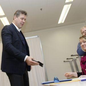 Islandia elecciones EFE