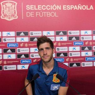 Sergi Roberto selecció espanyola EFE