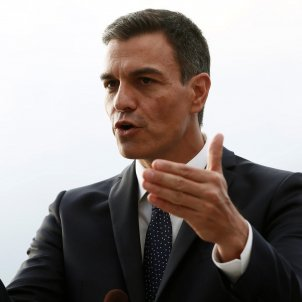 Pedro Sánchez govern espanyol Efe