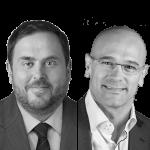 Oriol Junqueras i Raül Romeva