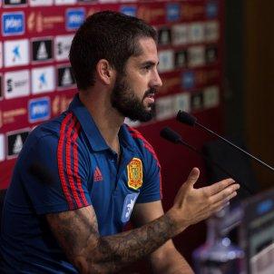 Isco selecció espanyola EFE
