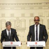 Grande Marlaska i Buch Junta de seguretat - Carles Palacio