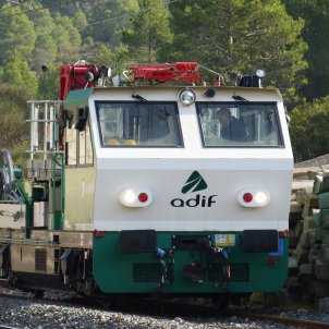 Adif tren (Pxhere)