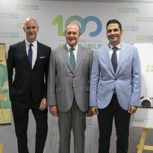 automobile barcelona centenari lacalle fira EP
