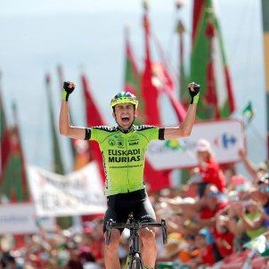 Óscar Rodríguez Vuelta Espanya EFE