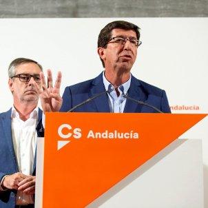 Juan Marin Cs Andalusia Efe