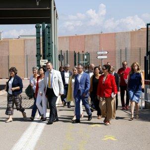 eurodiputats presos lledoners - acn
