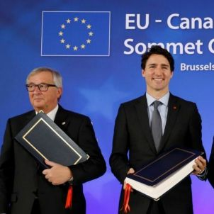 Acuerdo Canadá UE