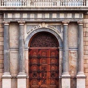 palau de la Generalitat govern