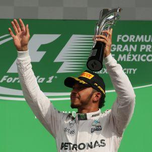 Lewis Hamilton GP Mèxic Fórmula 1 Efe