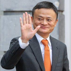 Jack Ma Alibaba EFE