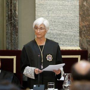 Fiscal General de l'Estat, Maria José Segarra. Obertura any judicial - EFE