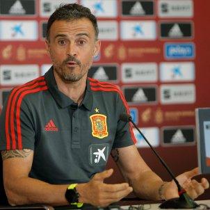 Luis Enrique selecció espanyola EFE