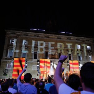 diada 2018 Generalitat sergi alcazar