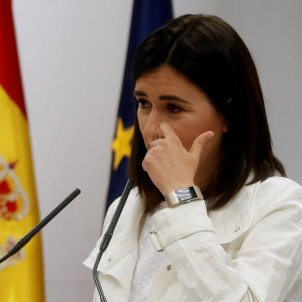 Carmen Montón EFE