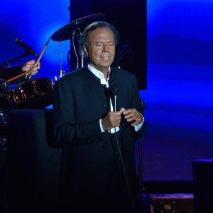 Julio Iglesias concert  GTRES