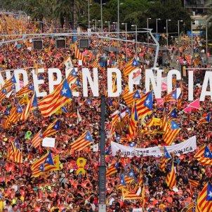 Diada 2018 independència independentisme Sergi Alcàzar