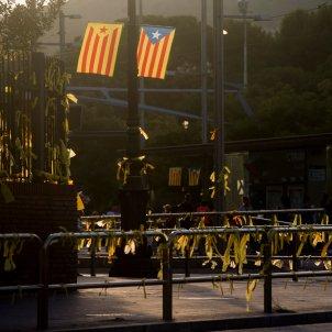 llacos grocs diada 2018 barcelona efe