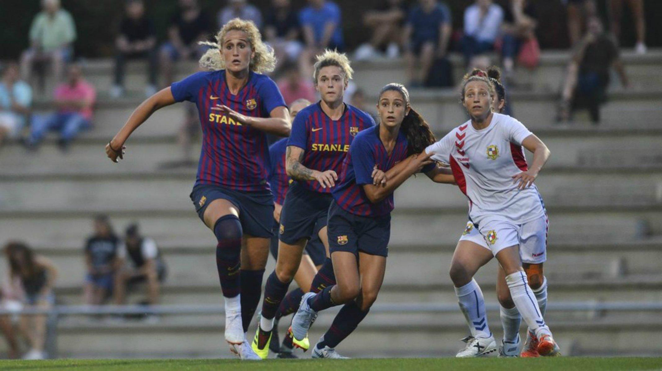 Barça femeni   FC Barcelona