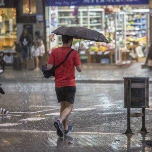 Pluja pluges paraigua- Sergi Alcazar