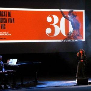 Nuria Graham Música Viva Vic ACN