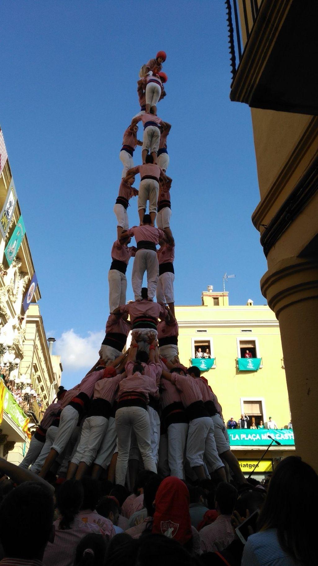 castellers de Tarragona