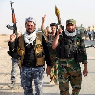 milicia xiita iraqui mossul efe