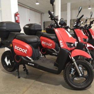 motorsharing scoot / G.R