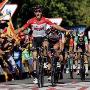 Jelle Wallays Vuelta Espanya   EFE