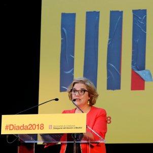 Pilar Rahola EFE